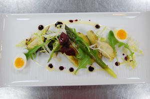 Asparagus and New Potato Salad