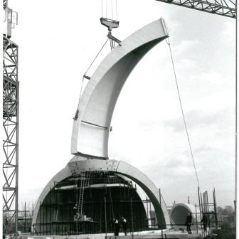 Construction of the Dome