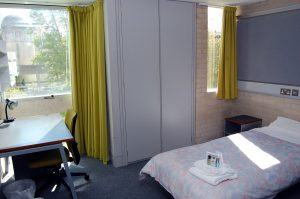 Cambridge college accomodation