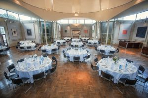 Wedding in the Dome at Murray Edwards Cambridge