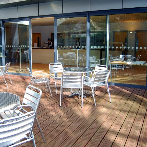 Buckingham House Deck