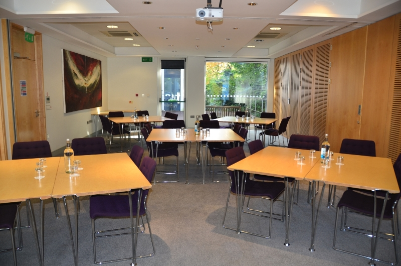 Conference and meeting rooms Cambridge College