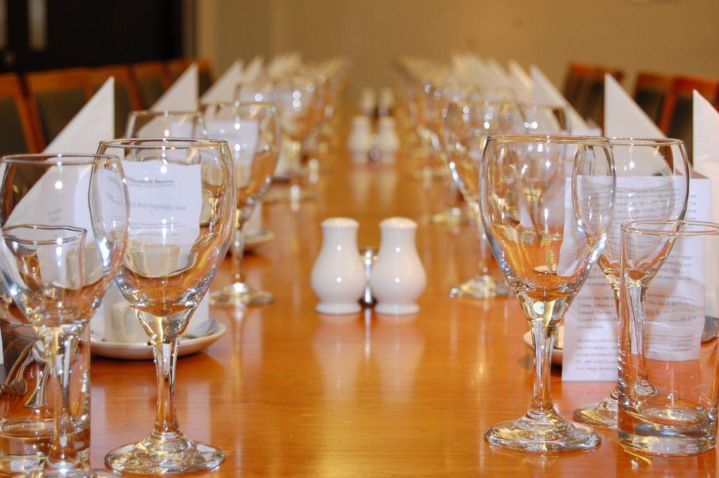 Council Room fine dining Cambridge