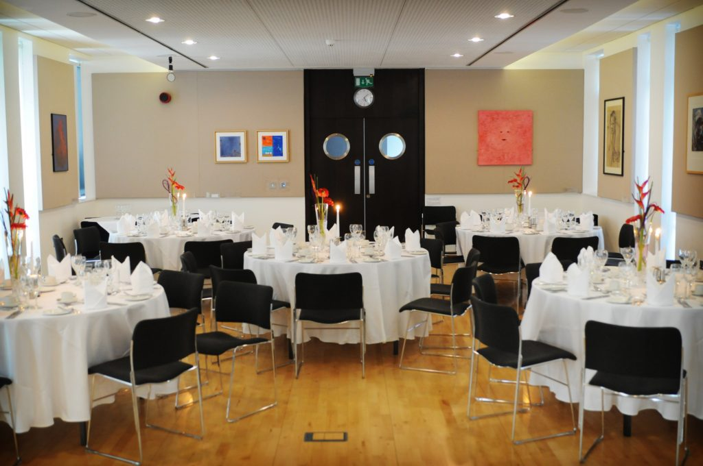 Long Room fine dining Cambridge