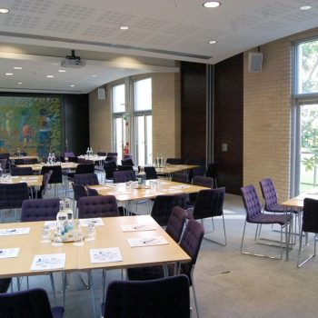 Vivien Stewart Meeting Room Cambridge