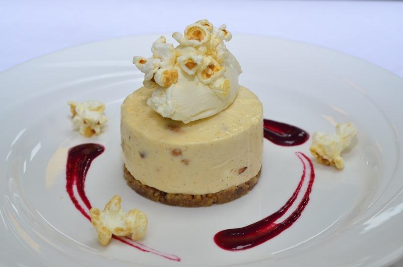 Popcorn Cheesecake