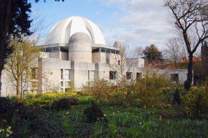 Dome from Fellows Garden