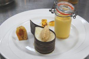 Fine Dining Cambridge College