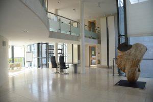 Kaetsu Conference Centre Foyer Cambridge
