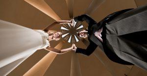 Wedding Dome Murray Edwards Cambridge