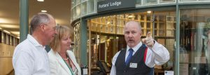 Porters Lodge at Murray Edwards Events Cambridge
