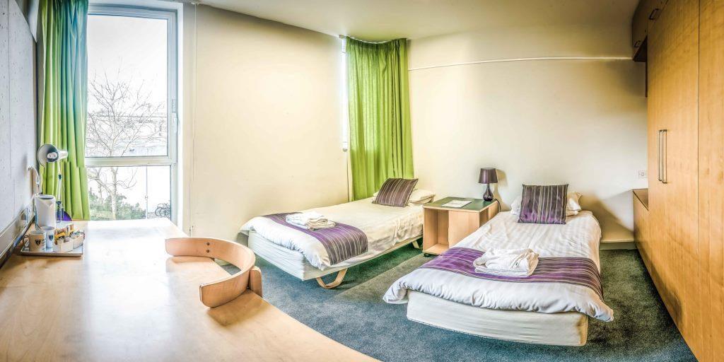 En suite bedroom Cambridge