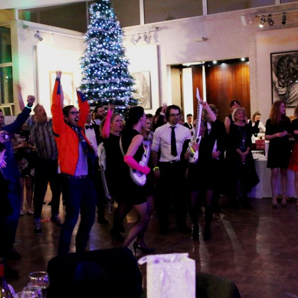 Christmas Party Cambridge College