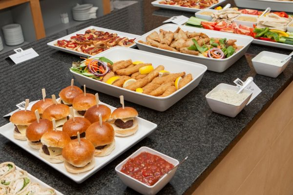 Event Catering at Murray Edwards Events Cambridge
