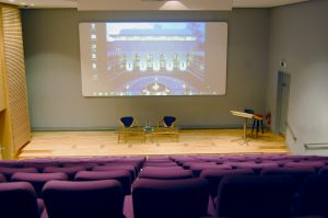 AV services at Murray Edwards College Events Cambridge
