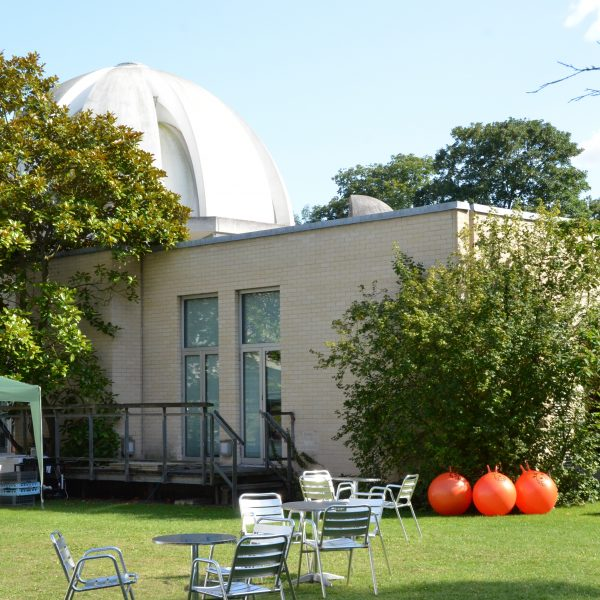 Outdoor events at Murray Edwards College Cambridge