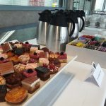 Refreshment break variety at Murray Edwards Events