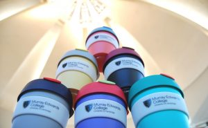 KeepCups at Murray Edwards Cambridge