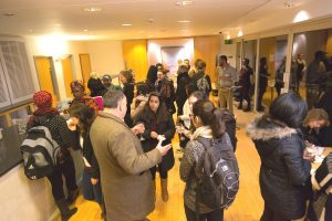 Networking at Murray Edwards College Events Cambridge