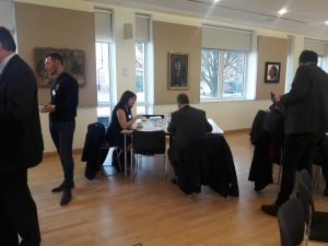 Breakfast Networking Meeting Cambridge