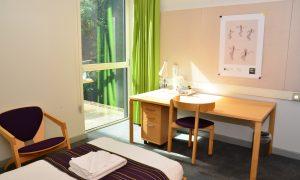 Cambridge College Accommodation Single Bedroom En suite