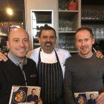 Vegan cookery masterclass event Cambridge College