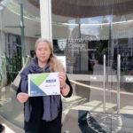Cambridge College Green Impact Award